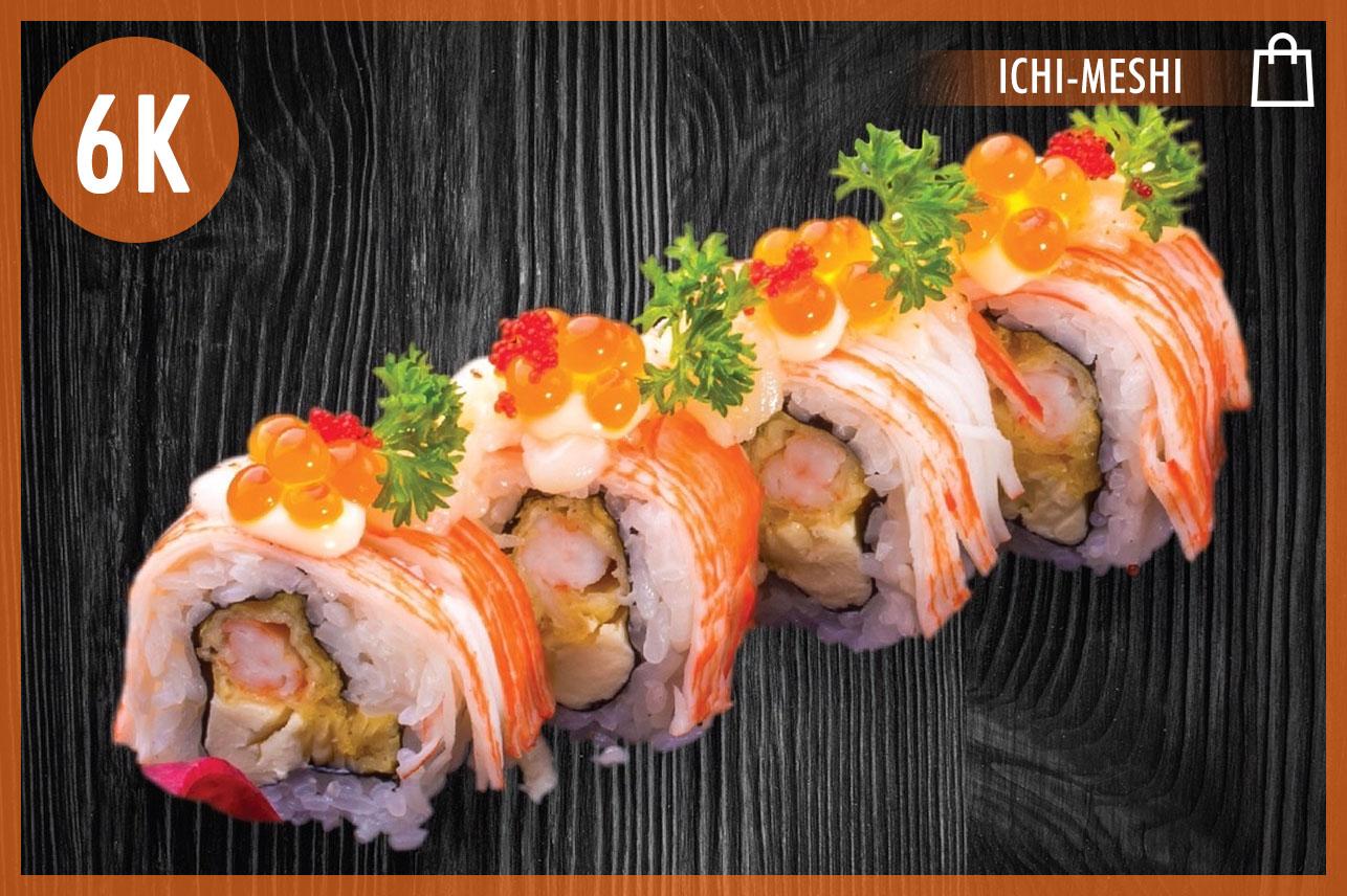 Kani Kama Roll