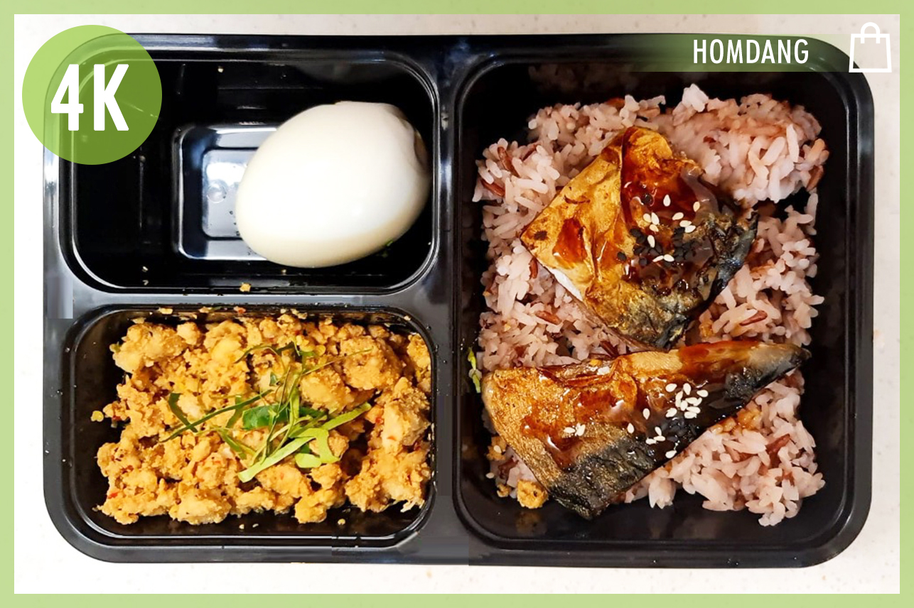 Klualking Chicken & Saba Teriyaki